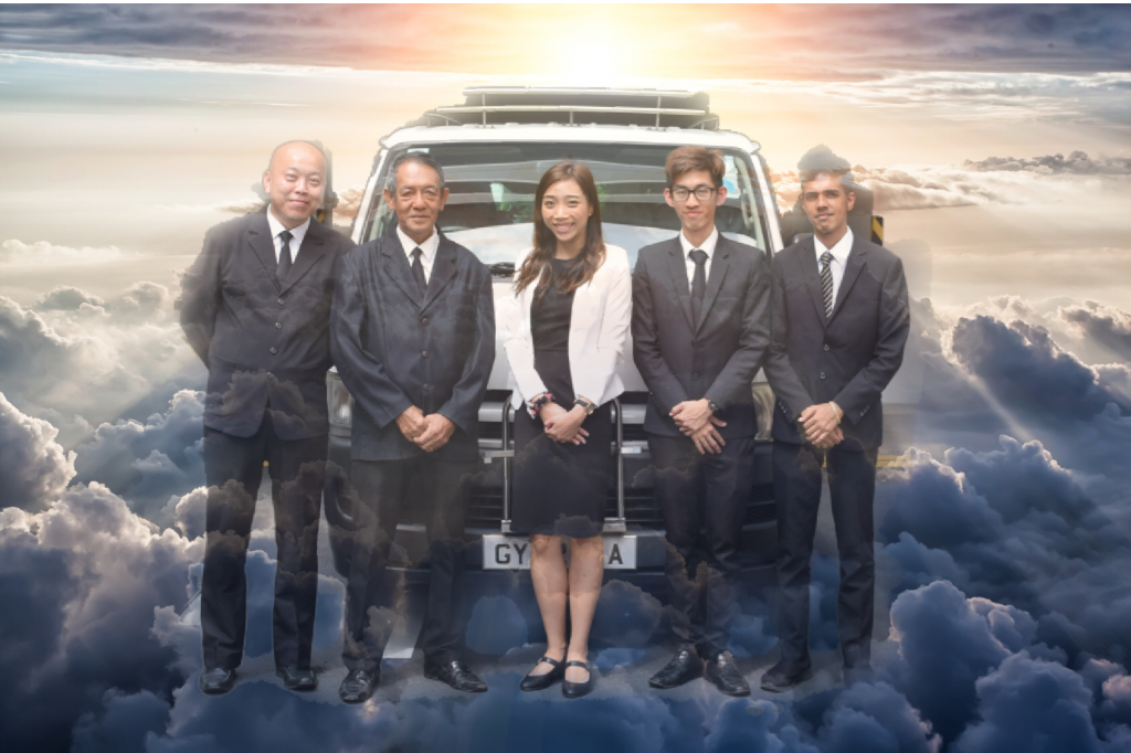 Christian Funeral Singapore Harmony Funeral Care